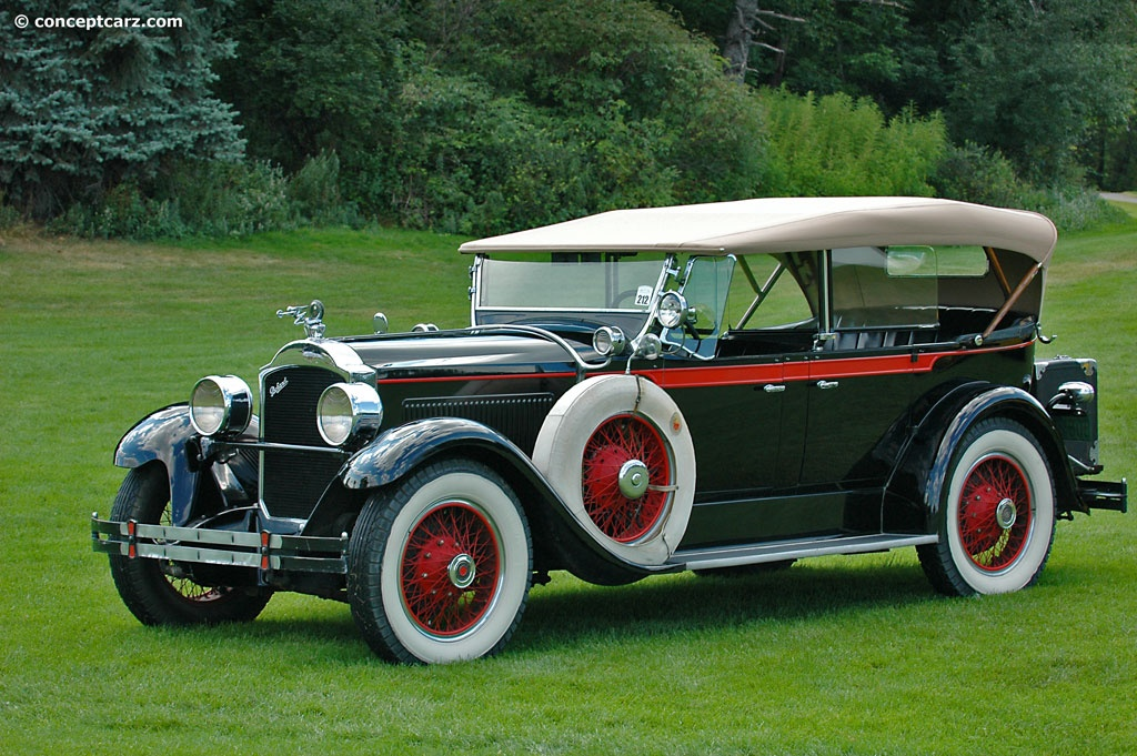 1928 Packard Model 526 Six
