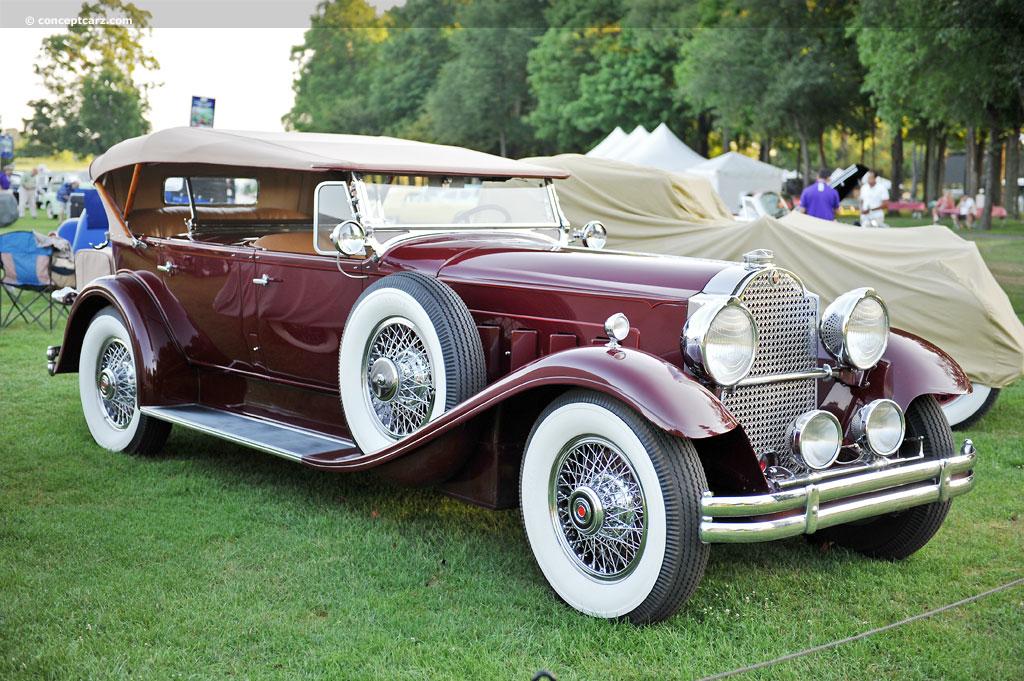 1930 Packard 745 Deluxe Eight Conceptcarz Com
