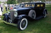 1931 Packard TwinSix FWD V12 Prototype image.