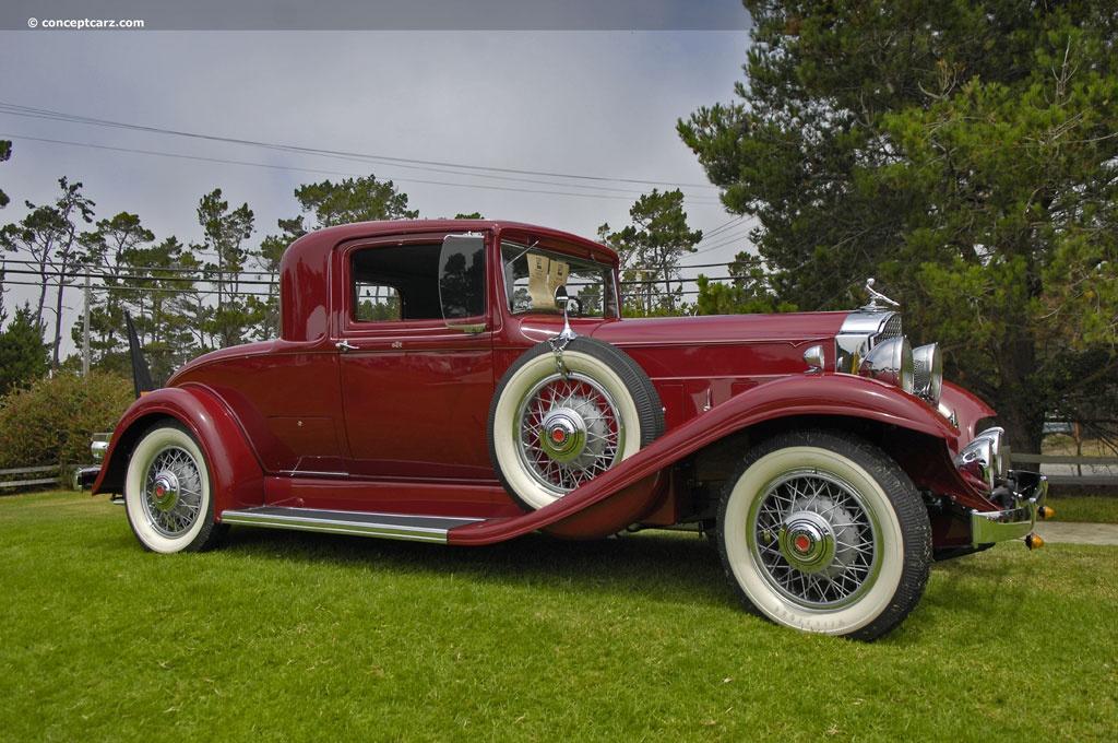 1932 Packard Model 902 Eight Conceptcarz Com