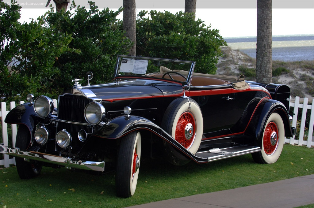 Auction Results And Data For 1932 Packard Model 902 Eight Conceptcarz Com