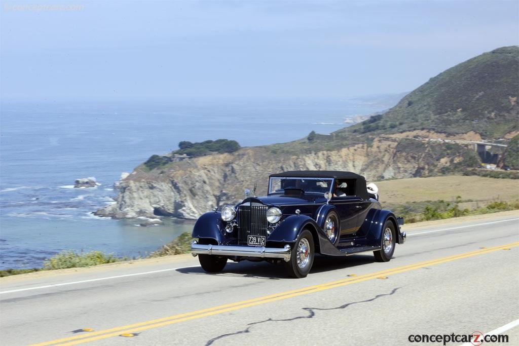 Packard 1107 Twelve pictures and wallpaper