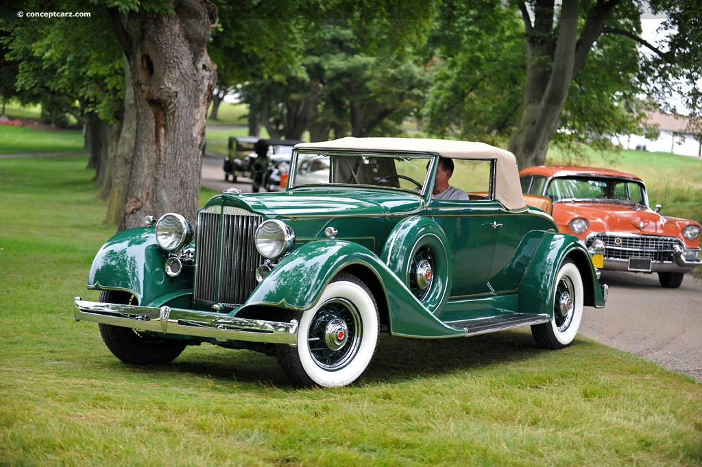 Packard 1101 pictures and wallpaper