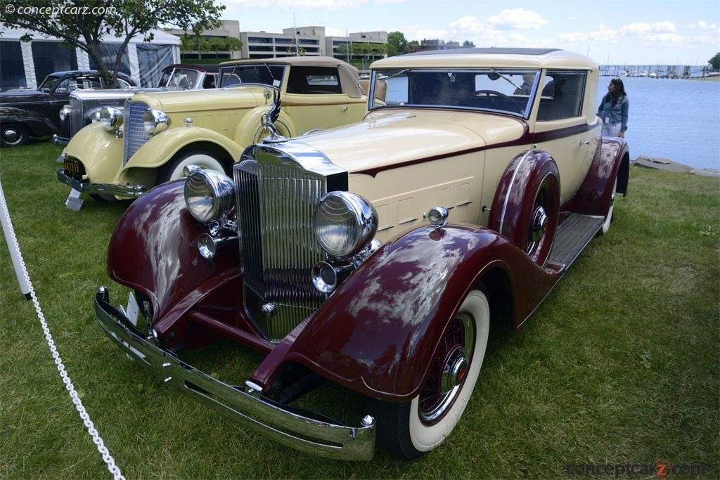 1934 Packard 1101 photos