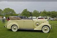 1936 Packard Model 120B image.