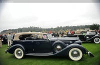 1936 Packard Model 1406 image.