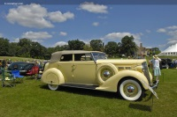 1937 Packard 120 image.