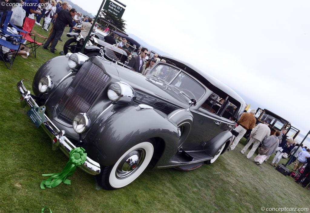 1938 Packard 1605 Super Eight photos