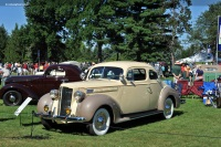 1939 Packard 1700 Six image.