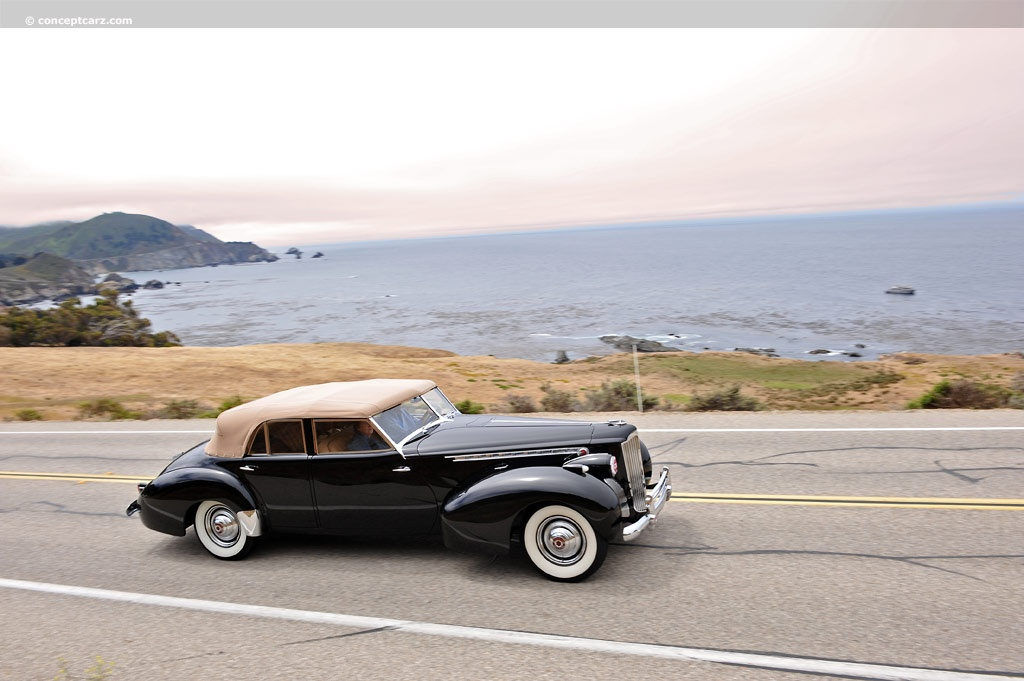 Packard Custom Super 8 180 pictures and wallpaper
