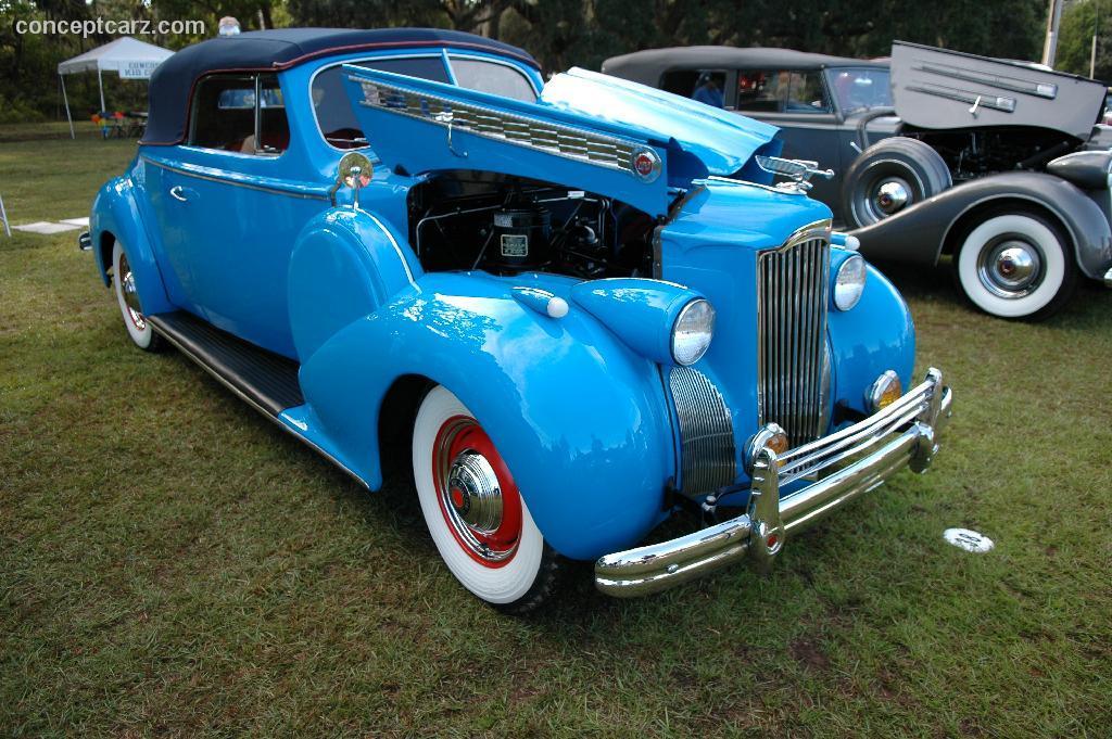 1940 Packard 120 - conceptcarz.com