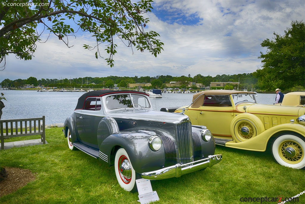 Packard Super 8 160 pictures and wallpaper
