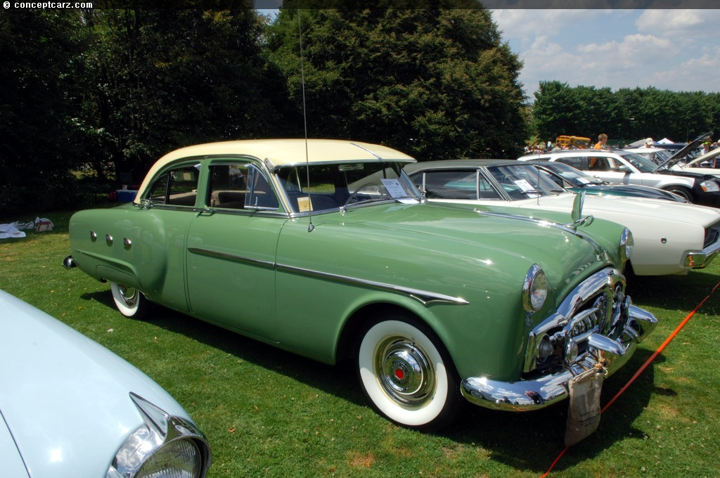 1952 packard 200 for 1952 packard 4 door sedan