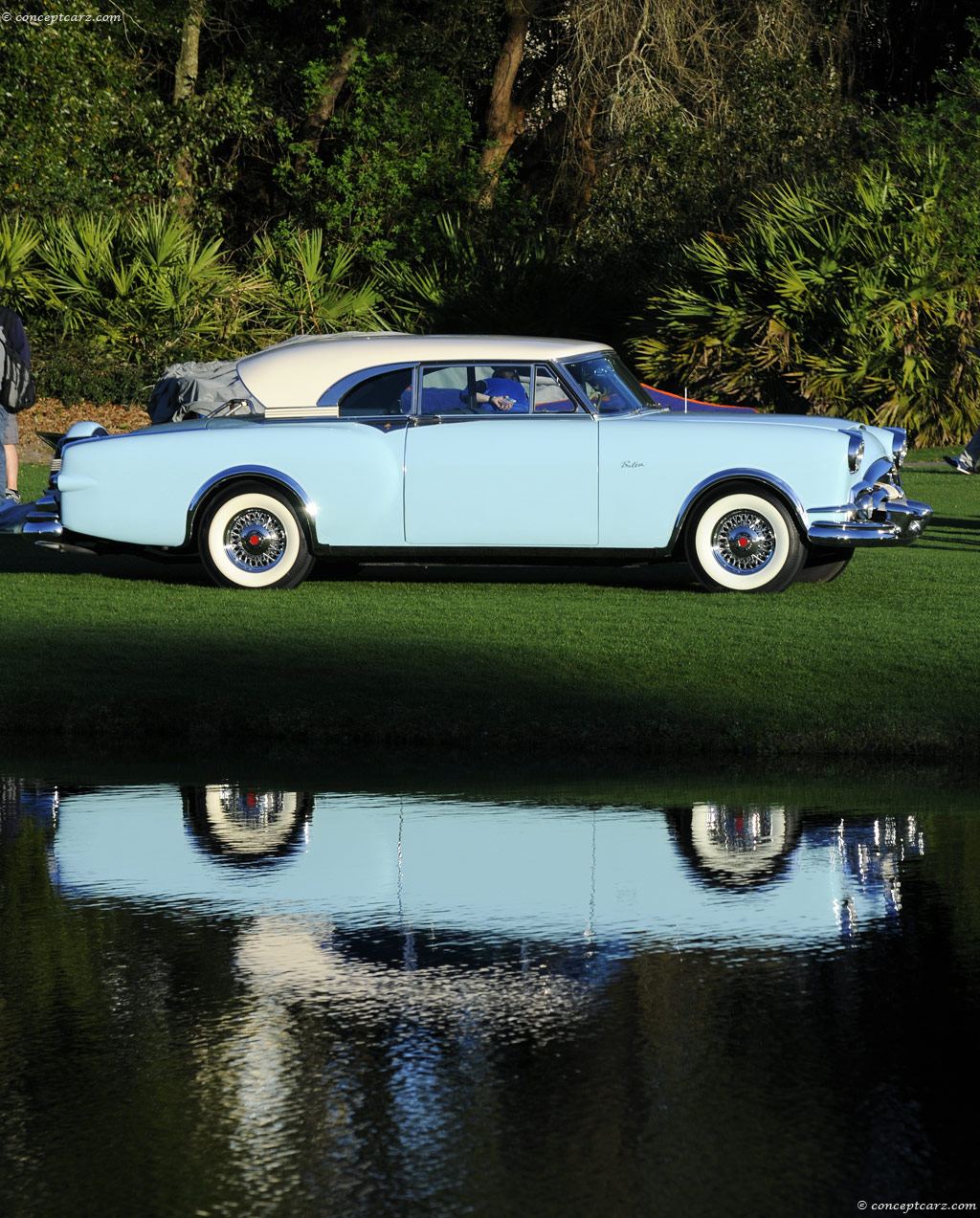 1953 Packard Balboa Concept Image