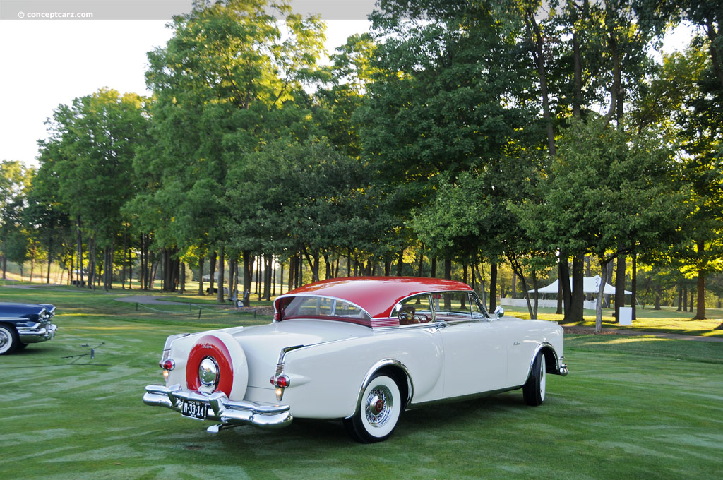 Caribbean Auto Sales >> 1953 Packard Balboa Concept - conceptcarz.com