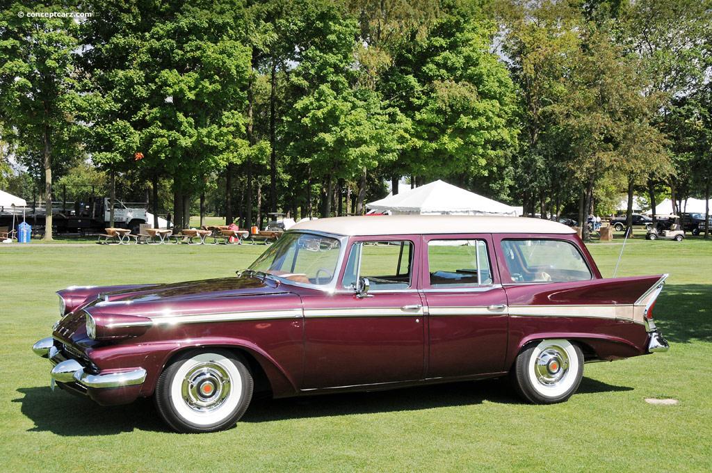 1958 Packard Series 58l Conceptcarz Com