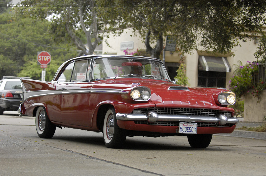 1958 Packard Series 58L - conceptcarz.com
