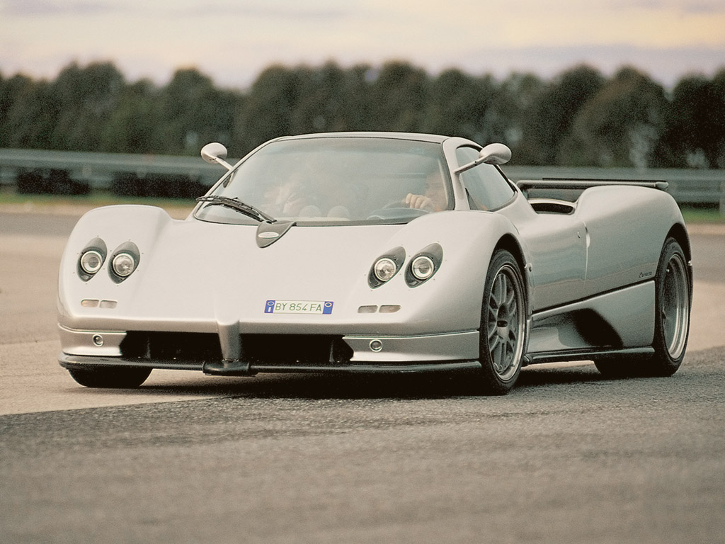 2002 Pagani Zonda C12-S 7.3 Image