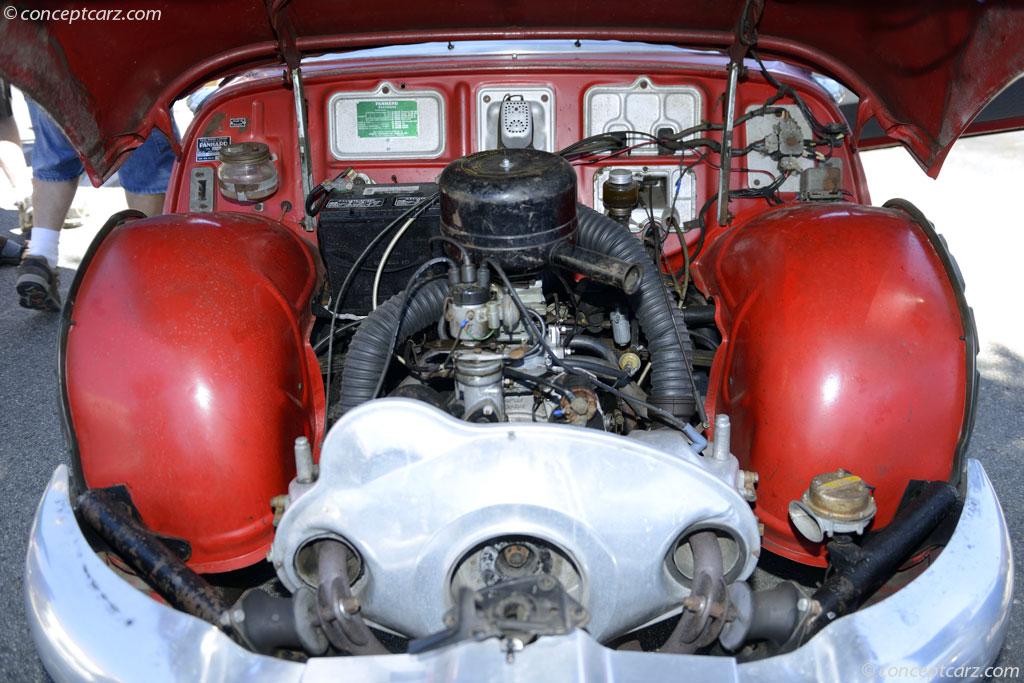 1959 Panhard Dyna Z Conceptcarz Com