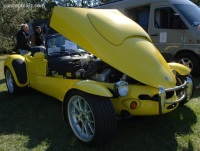 1999 Panoz AIV Roadster image.