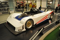 Patriot Gas-Electric Hybrid Racer