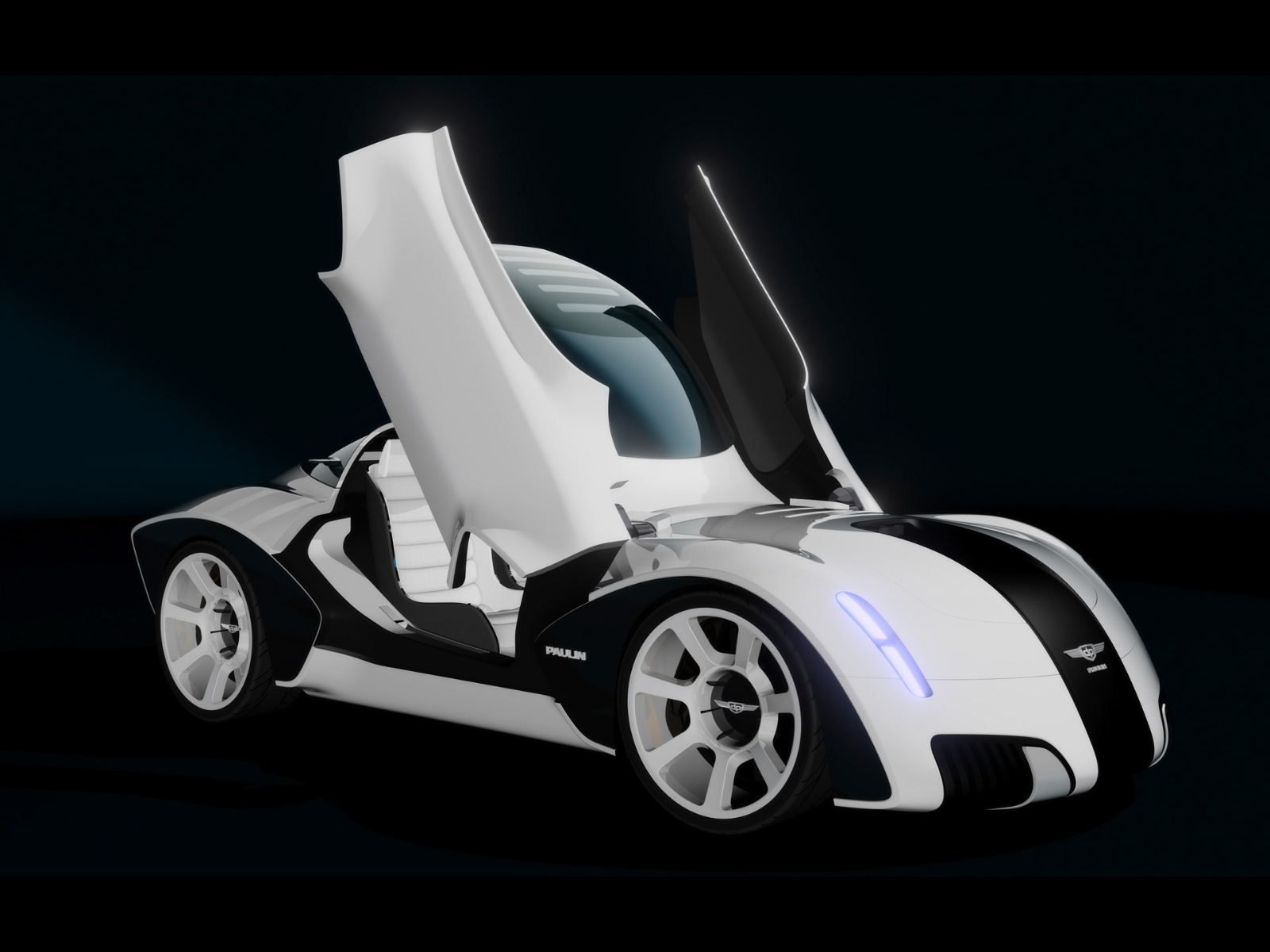 2007 Paulin VR Concept Image