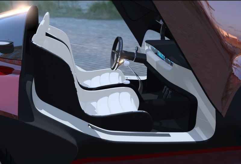 2007 Paulin VR Concept