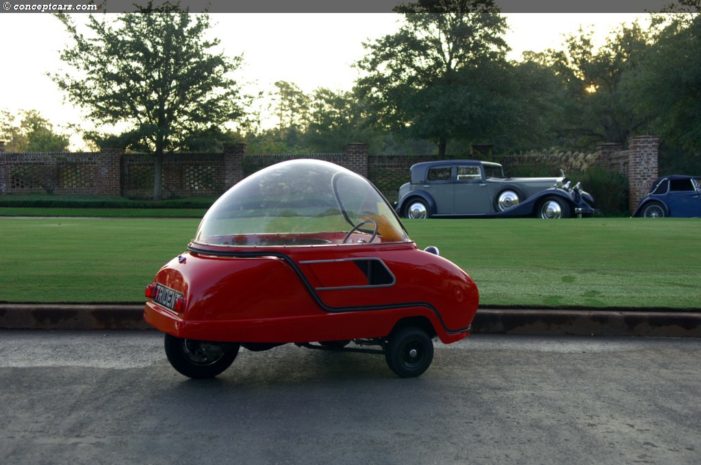 Peel P50 For Sale >> 1965 Peel Trident - conceptcarz.com