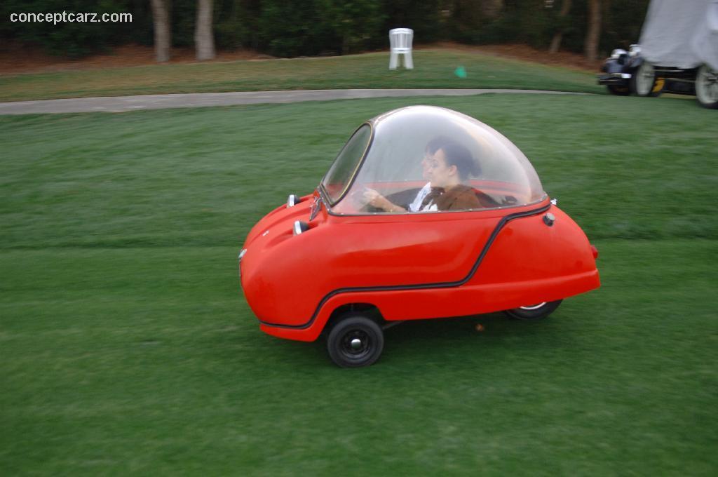 1965 Peel Trident Conceptcarz Com