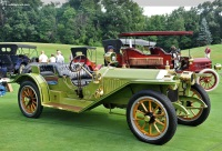 1909 Peerless Model 25 image.