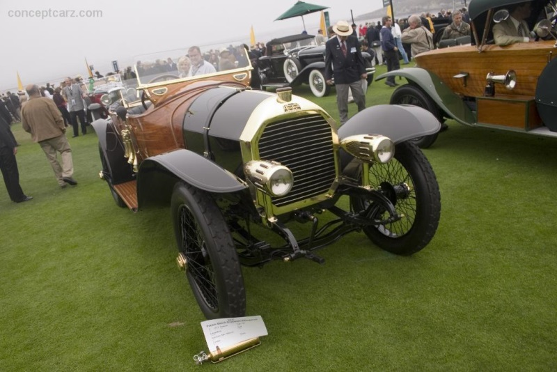 1913 Peugeot Type 150 ...