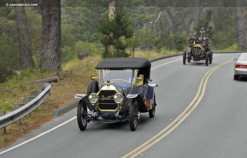 1914 Peugeot Type 150 Image