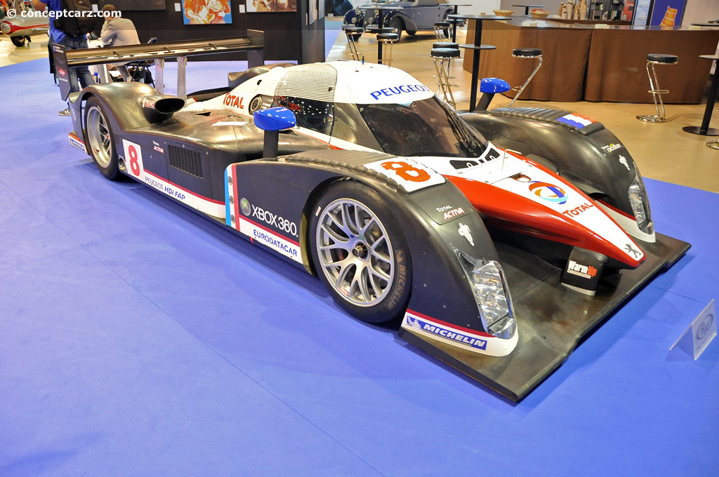 2007 peugeot 908 hdi fap at the rm auctions at monaco. Black Bedroom Furniture Sets. Home Design Ideas