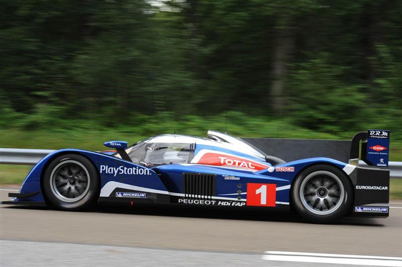 2011 Peugeot 90X Image