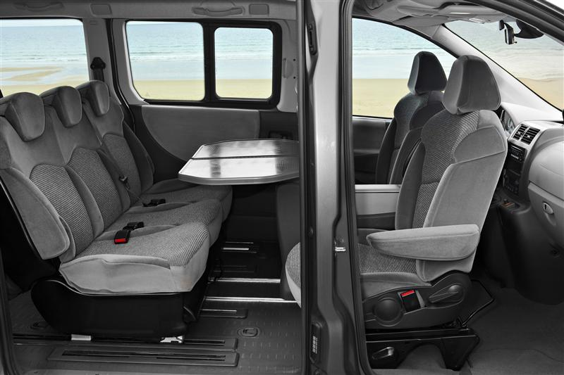 2011 peugeot expert tepee image for Interieur 806