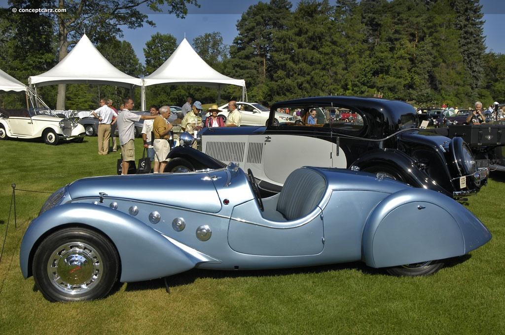 1938 Peugeot 402 Darlmat Pourtout Image