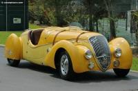 1937 Peugeot 402 Darl Mat image.