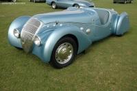 1938 Peugeot 402 Darlmat Pourtout image.