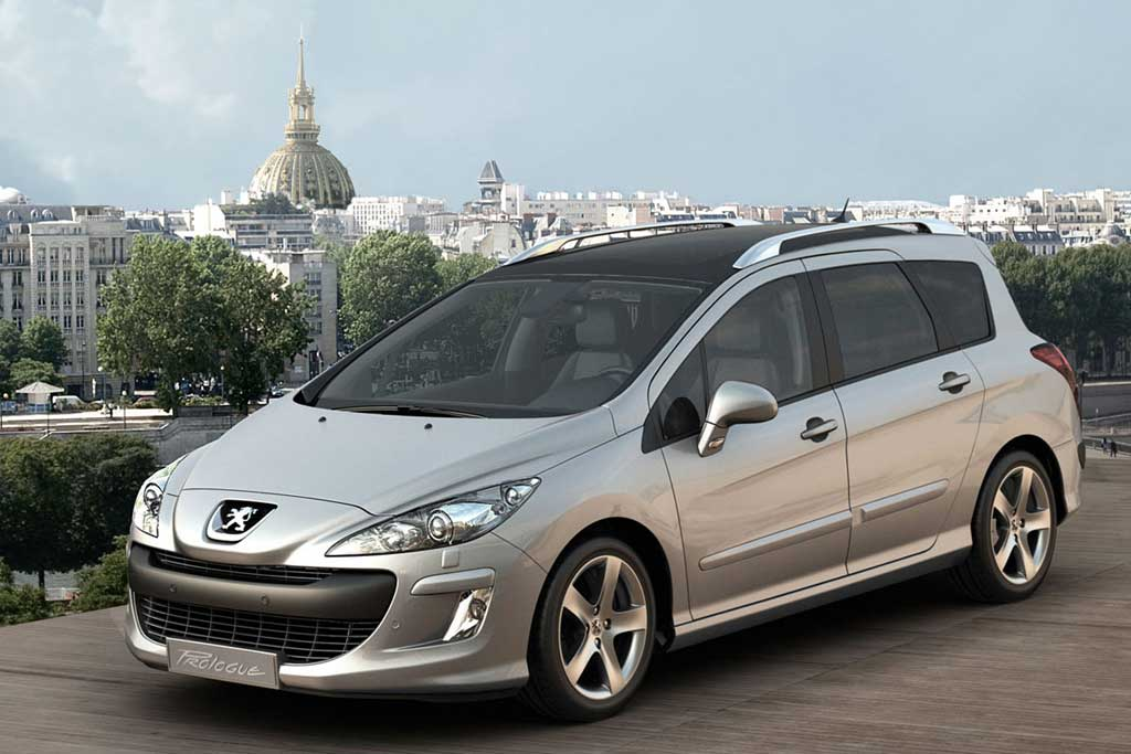 2007 peugeot 308 sw prologue concept image. Black Bedroom Furniture Sets. Home Design Ideas