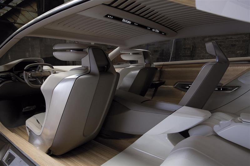 2012 Peugeot HX1 Concept Image