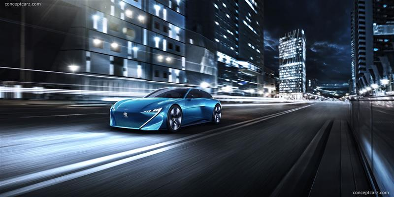 2017 Peugeot INSTINCT Concept Image