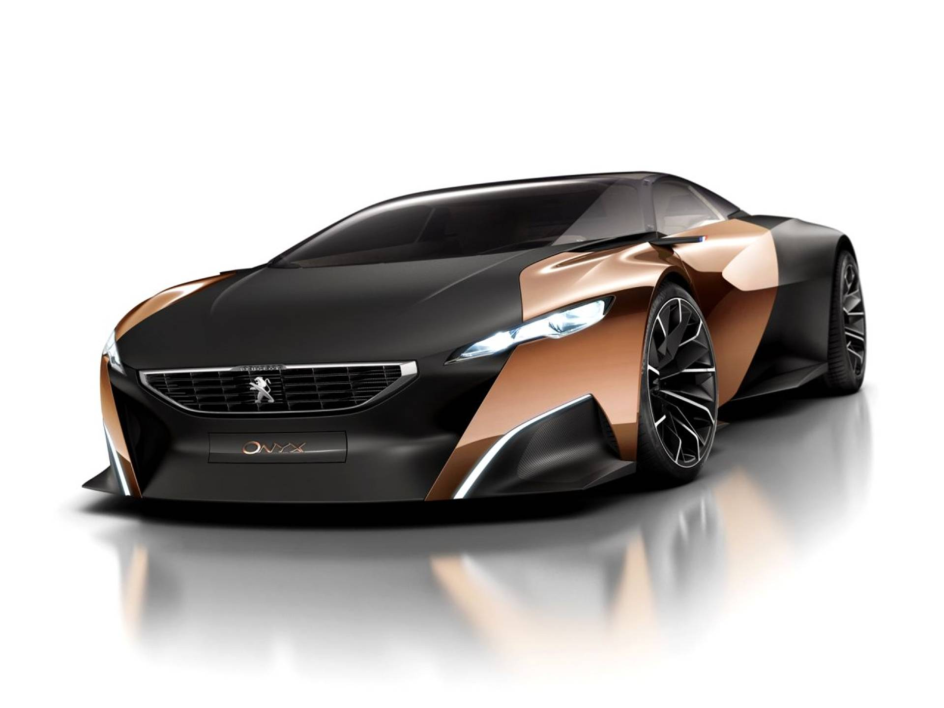 2013 peugeot onyx concept pictures news research pricing. Black Bedroom Furniture Sets. Home Design Ideas