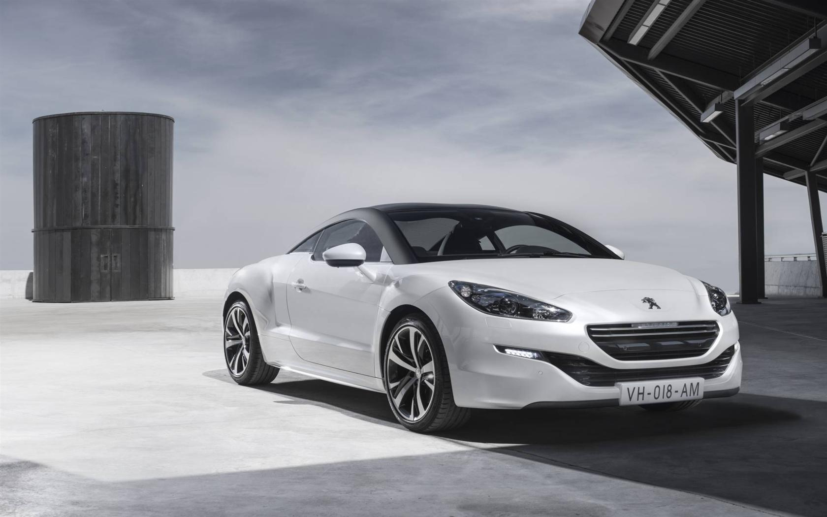 2013 peugeot rcz coupe image. Black Bedroom Furniture Sets. Home Design Ideas
