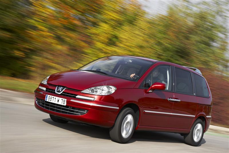 2009 Peugeot 807 MPV Image