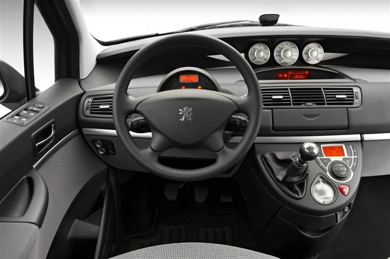 Peugeot 807 partsopen for Interieur 806
