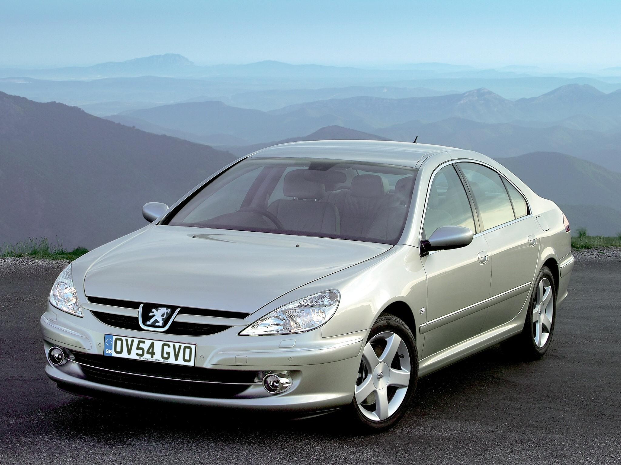 2009 Peugeot 607