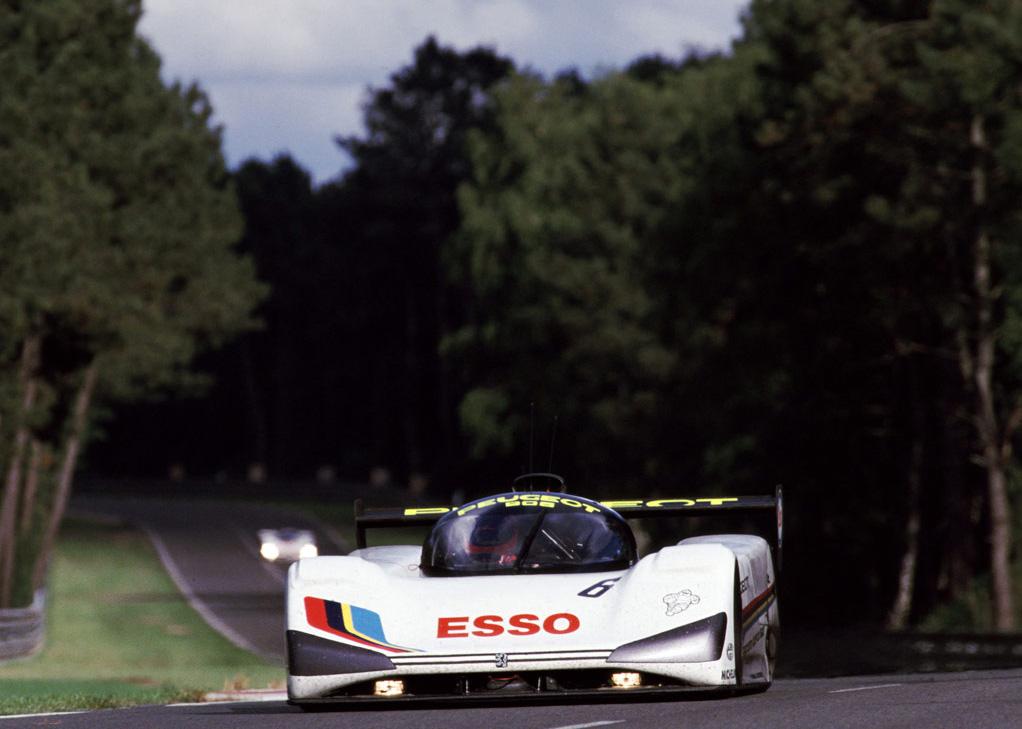 1991 Peugeot 905 Image