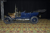 1909 Pierce Arrow Model 40 image.