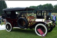 1911 Pierce Arrow Model 48 image.