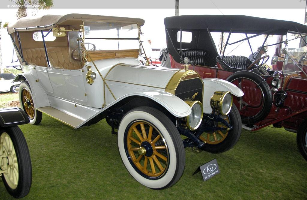 Pierce Race Cars: 1912 Pierce-Arrow Model 66
